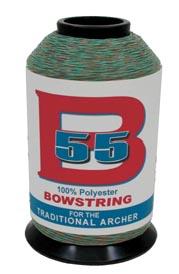B55 bowstring material