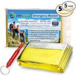 Mylar Emergency Blankets