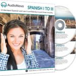 Audio Novo Spanish Lessons I-III