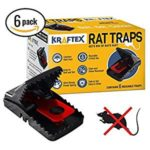Great Deal; Rat Traps - Catch Rodents Fast